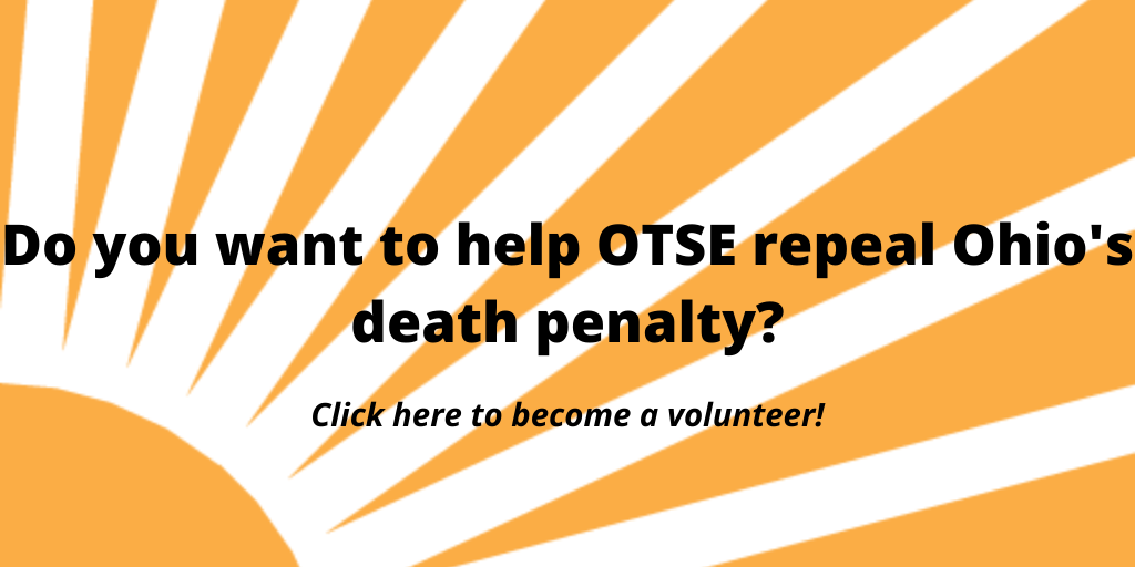 Do you want to help OTSE repeal Ohio's death penalty