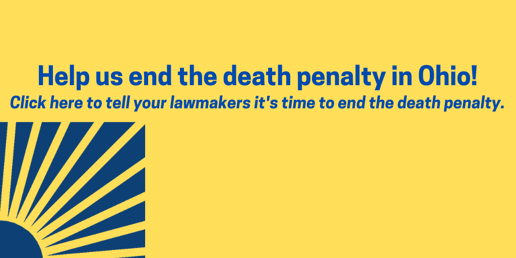 Do you want to repeal Ohio's death penalty